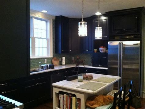 small kitchen with black cabinets kitchen black cabinet combine refrigerators for small