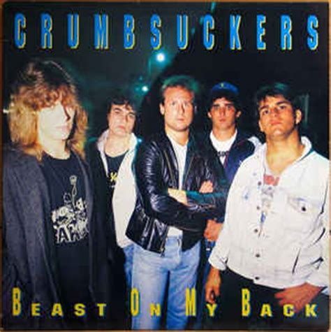 my beast crumbsuckers beast on my back vinyl lp album at discogs