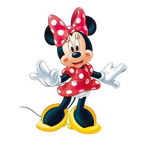minnie mouse figura de cart 243 n articulada minnie mouse comprar