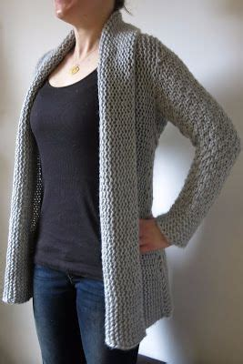 chunky cardigan knitting pattern free free chunky cardigan knitting pattern knitting projects