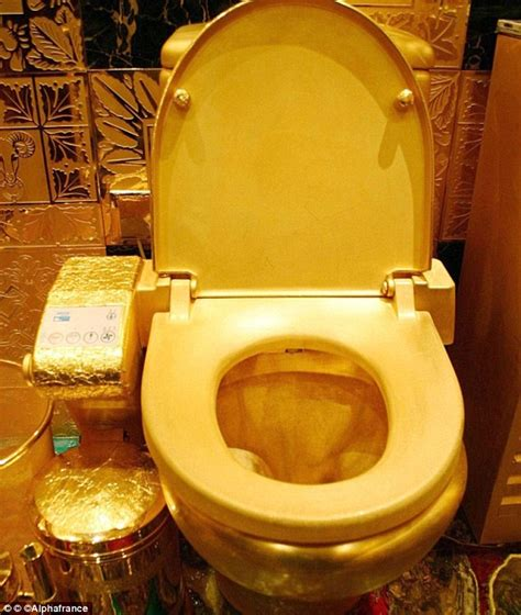 Cing Toilet The Range by Loo Paper Made Of 22 Carat Gold Goes On Sale For 163 825k