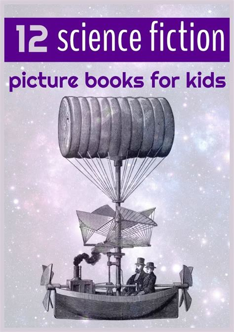 Science Fiction Picture Books For