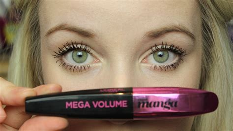 l oreal miss review review demo l oreal miss mascara