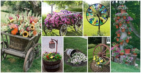 diy yard decor ideas 20 amazing diy projects to enhance your yard without