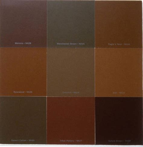 paint colors to make brown the ideology of color literal magazine