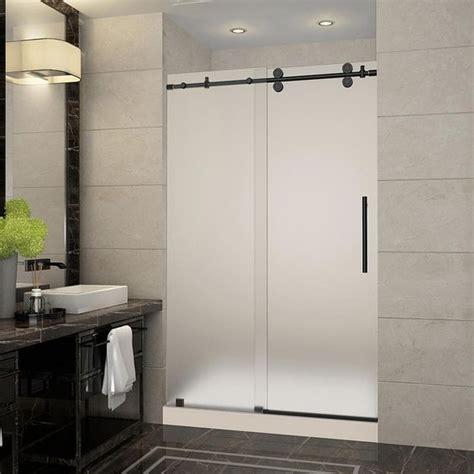sliding glass shower doors frameless best 25 sliding shower doors ideas on shower