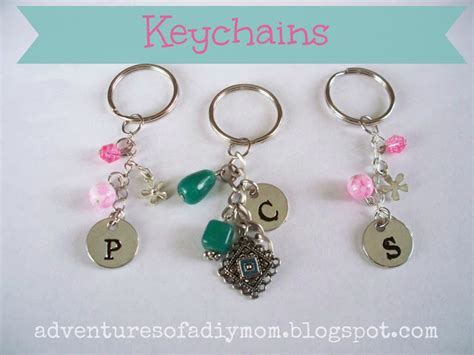 how to make beaded keychains for how to make your own keychains adventures of a diy
