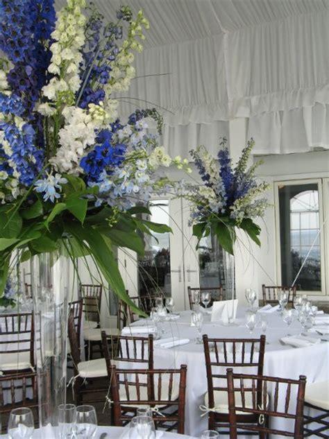 blue vases for centerpieces my photo album wedding centerpieces blue