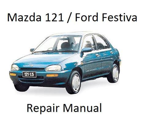 download car manuals 1992 ford festiva engine control ford festiva 1988 1997 repair manual
