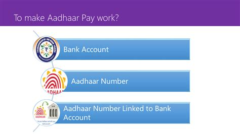 i want to make aadhaar card what is aadhaar pay how aadhaar pay works central