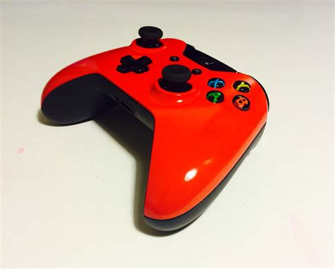 acrylic paint xbox controller how to paint an xbox one controller shell disassembly