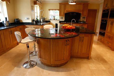 oak granite top oval kitchen 28 images oak oval kitchen island with oak 28 images oval kitchen