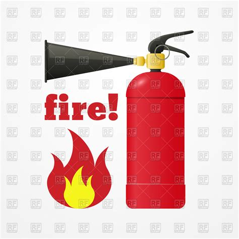 tree extinguisher extinguisher clipart clipart for work