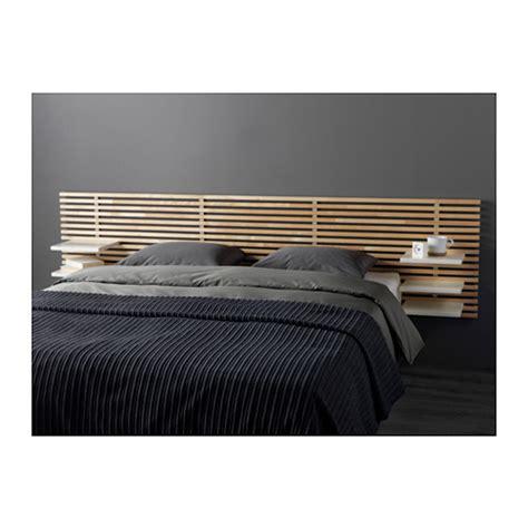 mandal headboard ikea mandal headboard birch white 240 cm ikea