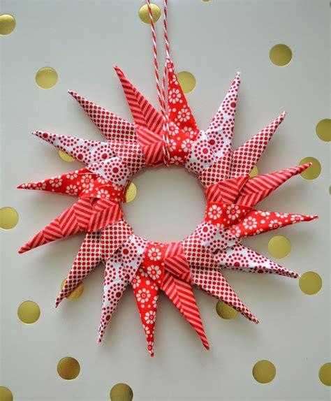 how to make origami ornaments origami ornament tutorial u create