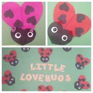 february crafts for lovebug s great for valentines day crafts did