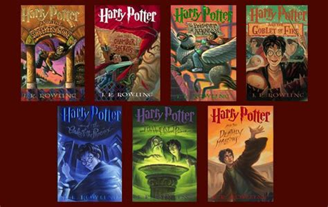 picture of harry potter books are you the ultimate harry potter fan