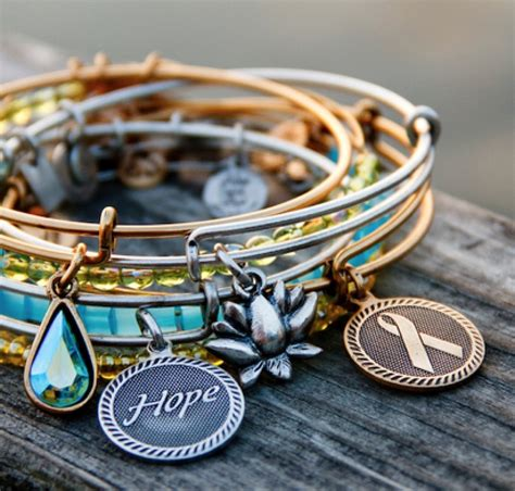 bracelets and charms alex and ani at a gift shop in glendale chic