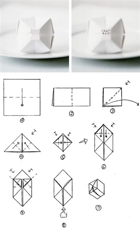 how to make an origami balloon origami balloon place cards pictures photos and images