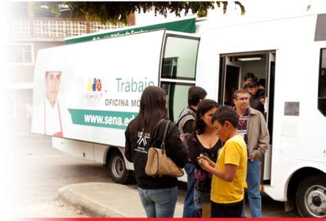 oficina de empleo mendez alvaro oficina m 243 vil de la agencia p 250 blica de empleo llega a