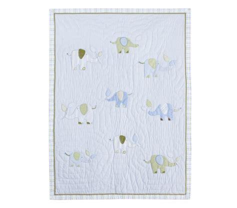 next nursery bedding sets eli s elephant nursery bedding set pottery barn