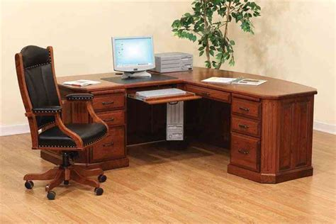 real wood corner desk real wood office furniture furniture design ideas