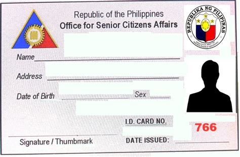 how to make senior citizen card id entify the different types of id s part 3