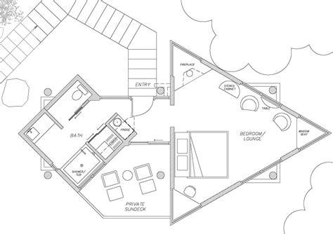 tree floor plan free home plans stilt home floor plans