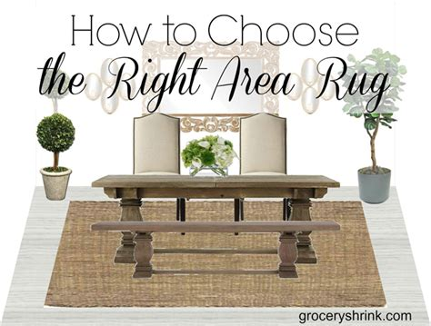 how to choose the right area rug rug right roselawnlutheran