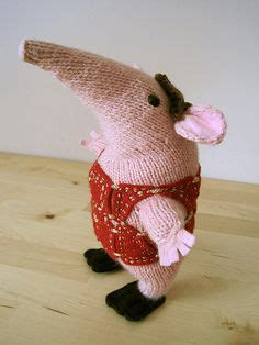 free clangers knitting pattern 1000 images about knitted mice other rodents on