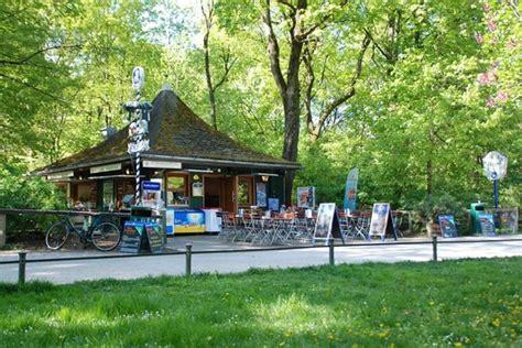 Englischer Garten München Kiosk by Kult Kiosk Im Englischen Garten Milchhausl Bio Imbiss