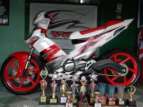 Modifikasi Motor Zr Jakarta by Kumpulan Modifikasi Yamaha R Rr Zr Terbaru