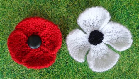 poppy knitting pattern free hippystitch poppies in the park knitting patterns