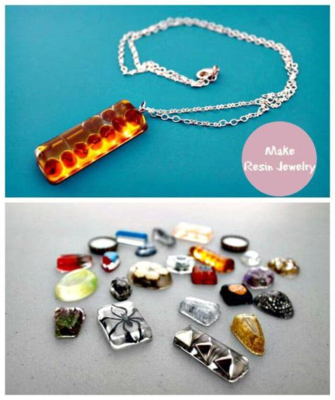 make resin jewelry 240 easy craft ideas to make and sell page 15 of 24