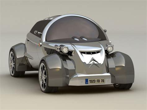 Citroen Cv2 by Car Pictures Gallery Citroen Cv2 Concept Car Photo