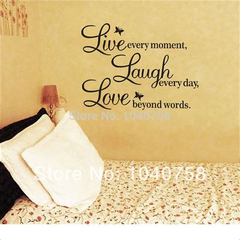 live laugh and live laugh wall quotes quotesgram