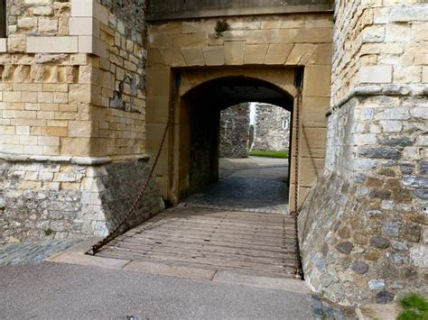 Tudor Home Plans dover castle drawbridge