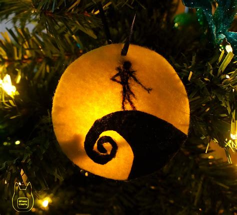 nightmare before crafts otaku crafts nightmare before ornament