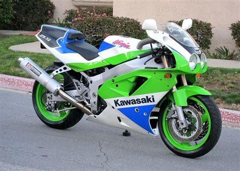 1992 Kawasaki Zx7 by Homologation Special 1992 Kawasaki Zx 7r K2 Bike
