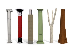 Homedesignersoftware Com columns and pillars catalog details