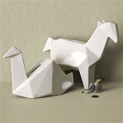 origami bank 15 creative origami inspired products and designs