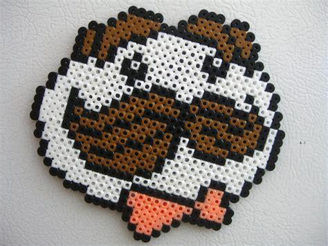 perler melting perler pringles logo by slimer530 on deviantart