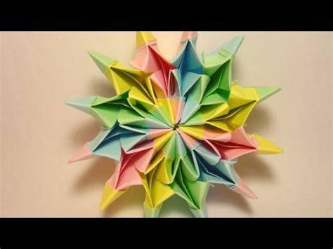 fireworks origami origami fireworks yami yamauchi