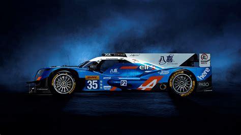 Racing Cars Wallpaper by Alpine A460 Race Car 4k Wallpaper Hd Car Wallpapers Id