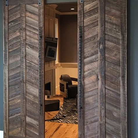 reclaimed wood barn doors reclaimed wood barn doors