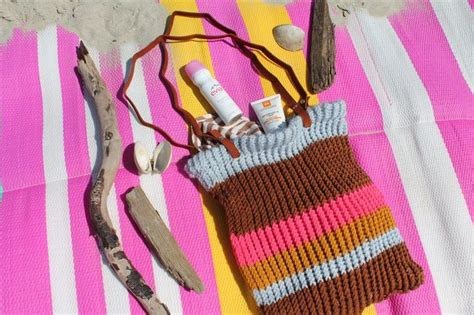 how to knit a bag on a loom how to knit a bag on a loom knitting looms crafting and