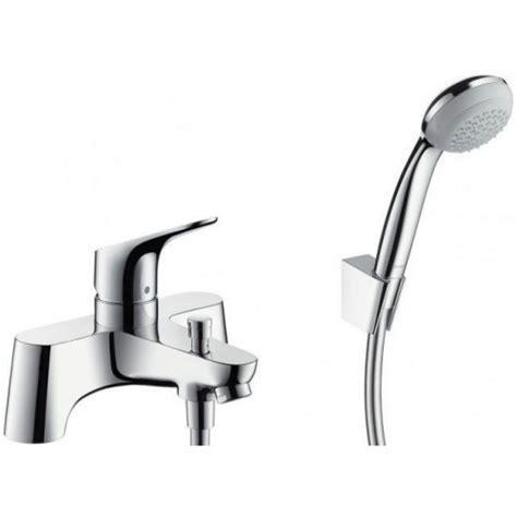 single lever bath shower mixer hansgrohe focus single lever bath shower mixer tap uk
