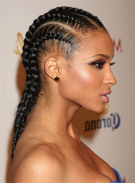 cornrows with cornrow hairstyles page 4 globezhair