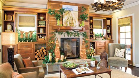 southern living home interiors rustic decor southern living