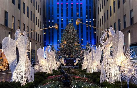 rockefeller center tree photos when is the tree in rockefeller center lit 28 images